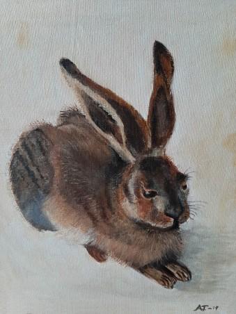 """Anita Tholander """"Hare"""""""