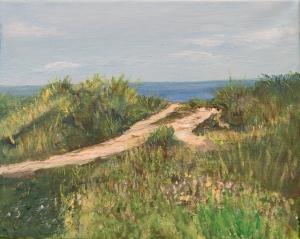 Marielyst stränder i juli 1 / Torgny Ehrieder